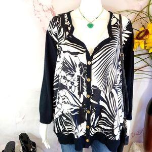 Ralph Lauren beautiful silk cashmere cardigan